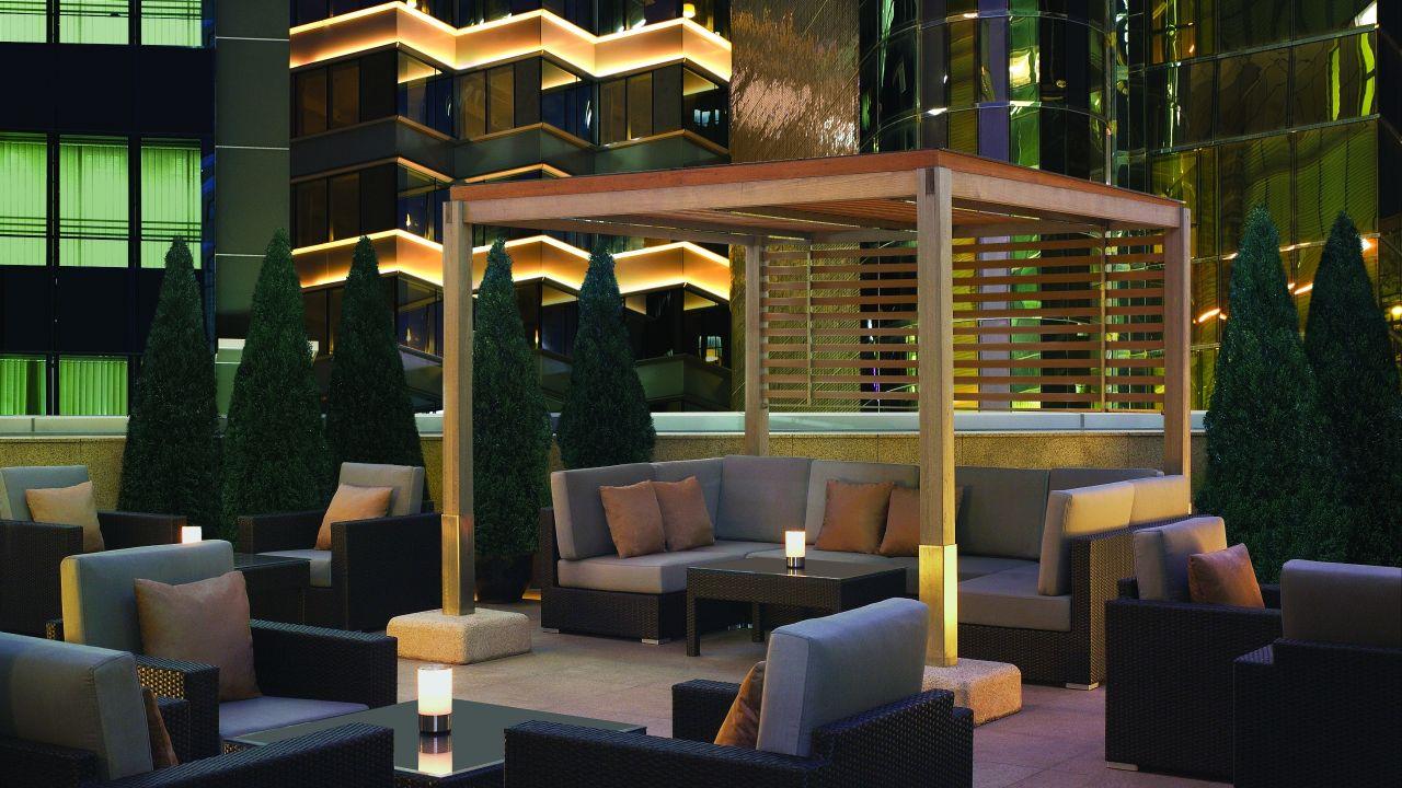 Chin Chin Bar Terrace