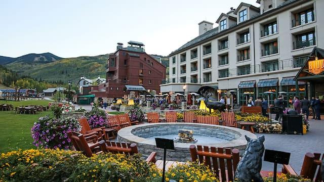 比佛溪柏悅度假酒店及水療中心