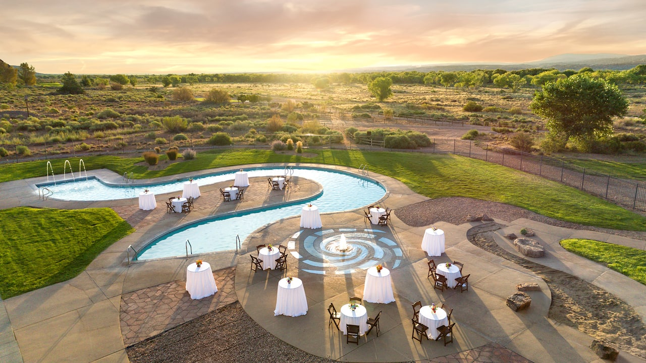 Oxbow Group Hyatt Regency Tamaya Resort & Spa