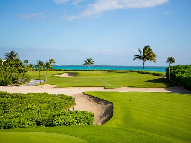 Andaz Mayakoba Resort Riviera Maya golf course