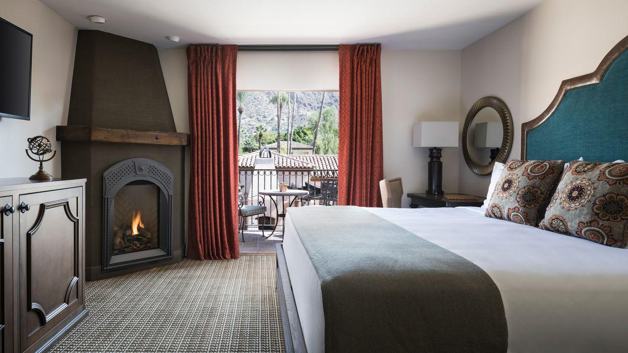 Spa Suite Bedroom