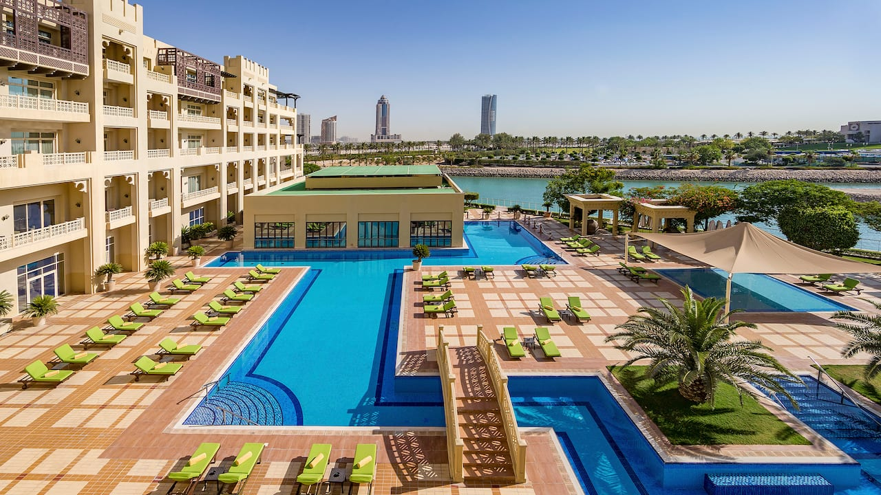 Rocca Pool | Grand Hyatt Doha Hotel & Villas