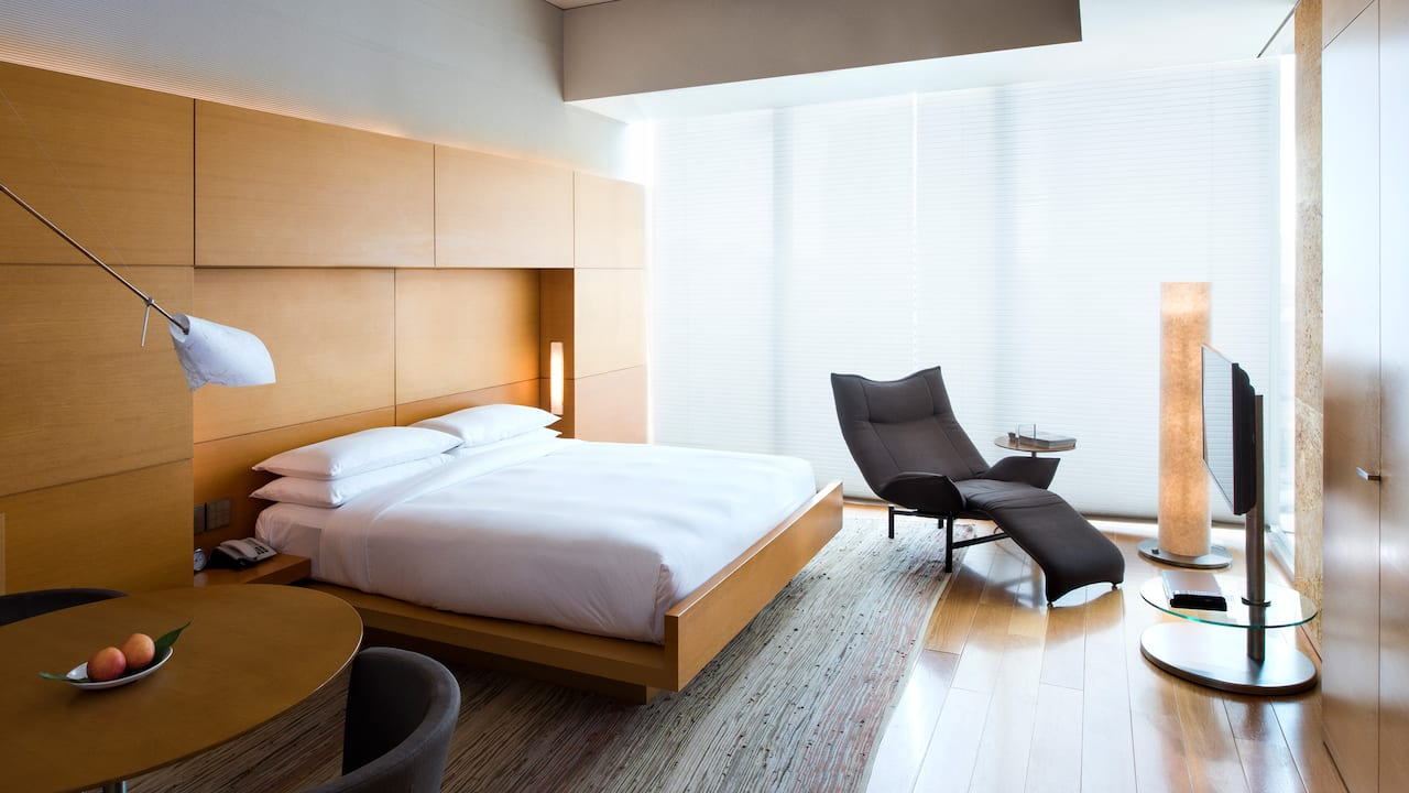 Park Hyatt Seoul - King Bed Deluxe Room