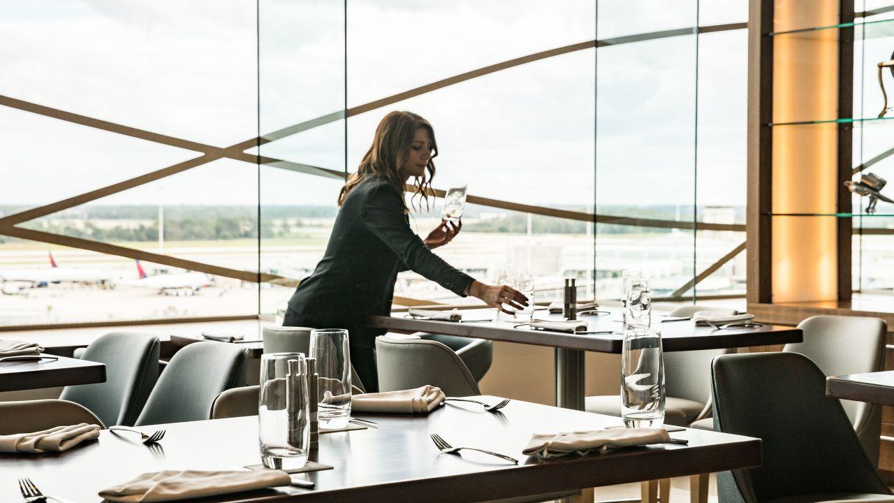 Hyatt Regency Orlando International Airport Restaurants