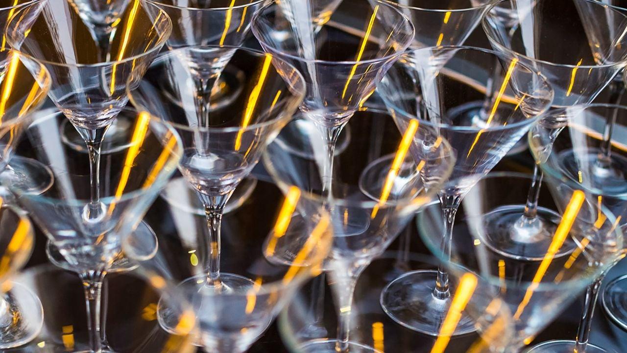 Park Hyatt Melbourne Cocktail Glasses
