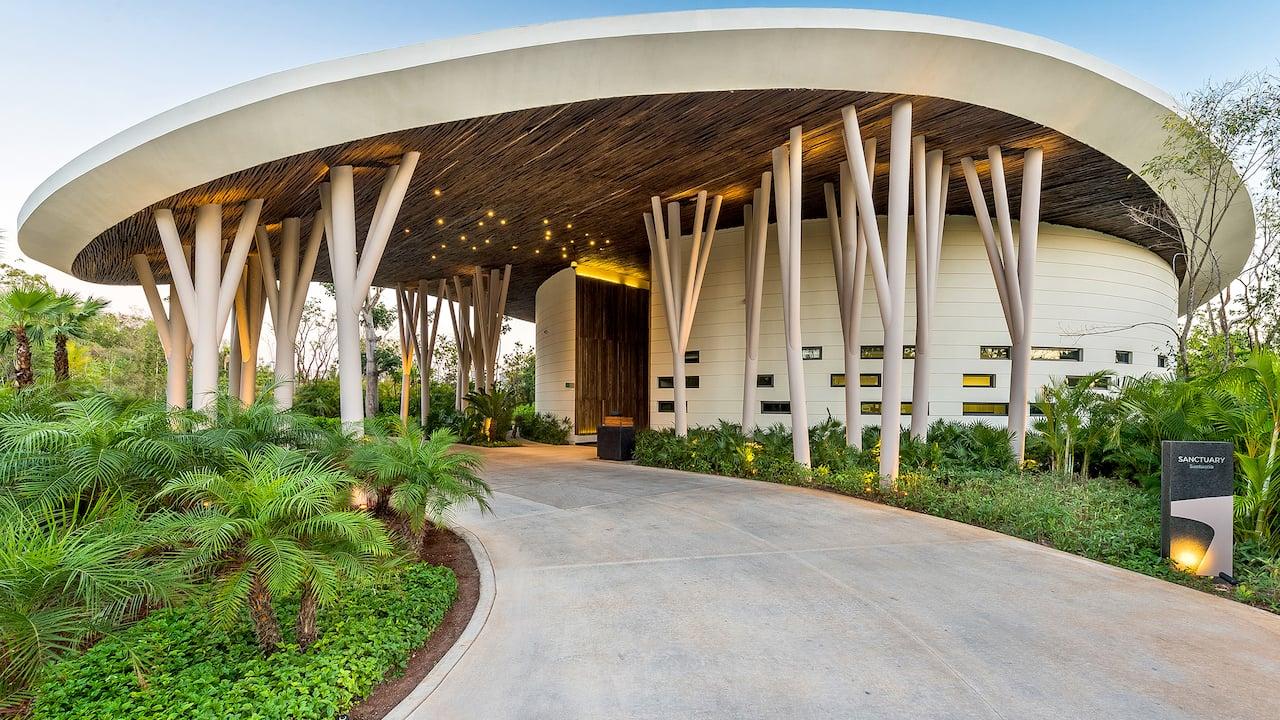 Andaz Mayakoba Sanctuary - Lobby