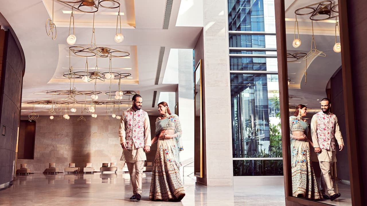 Andaz Delhi Weddings Venue in Delhi