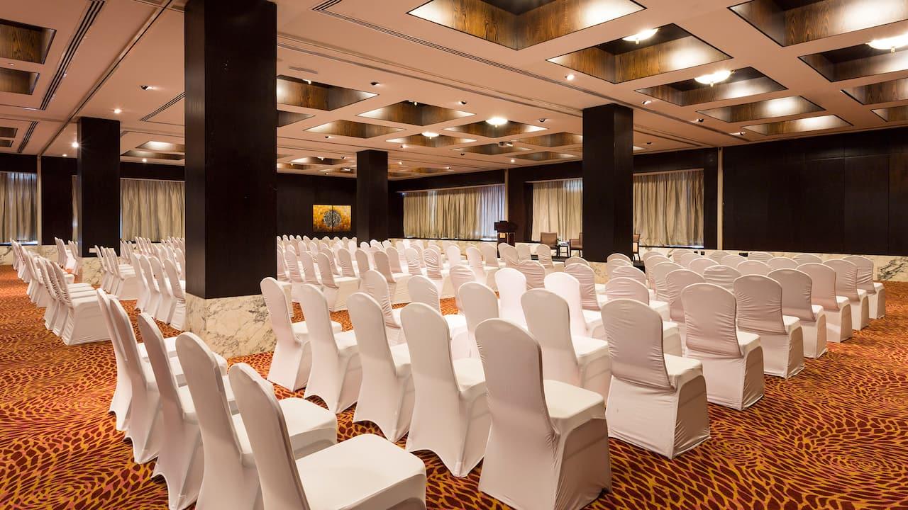 Kibo Ballroom Side