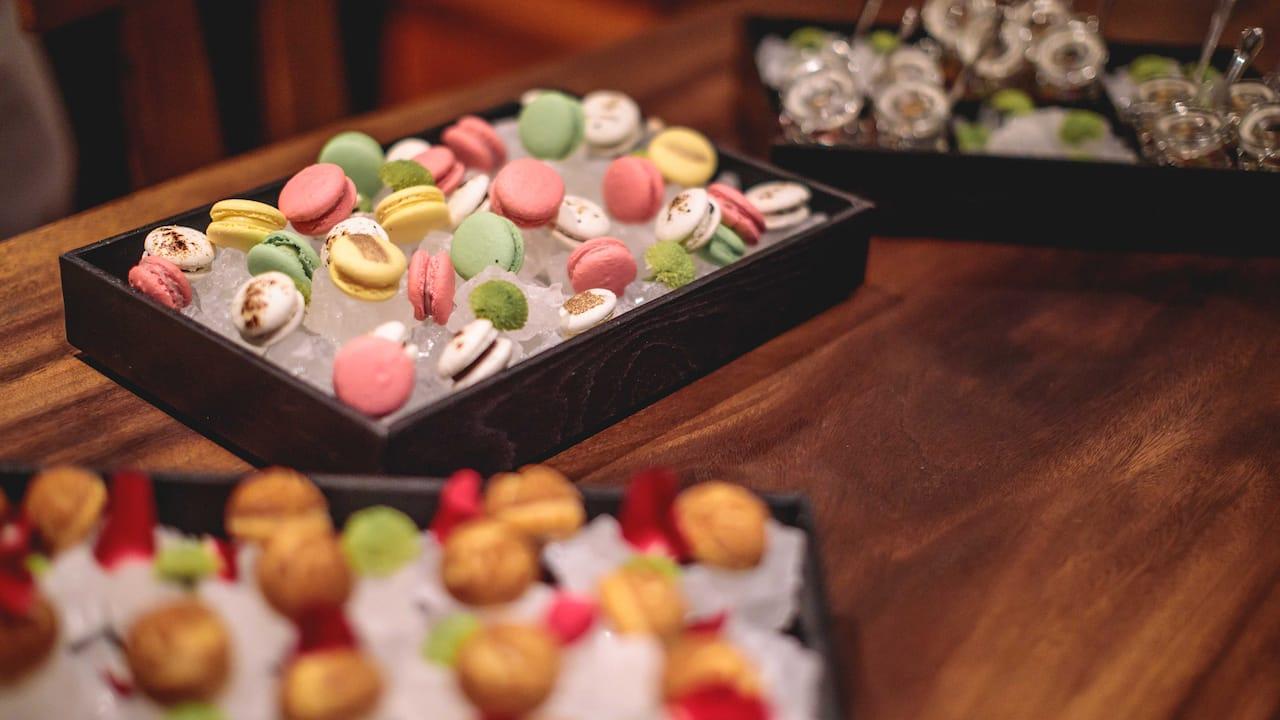 Veranda Lounge and Bar (Dessert Menu) - Grand Hyatt Bali