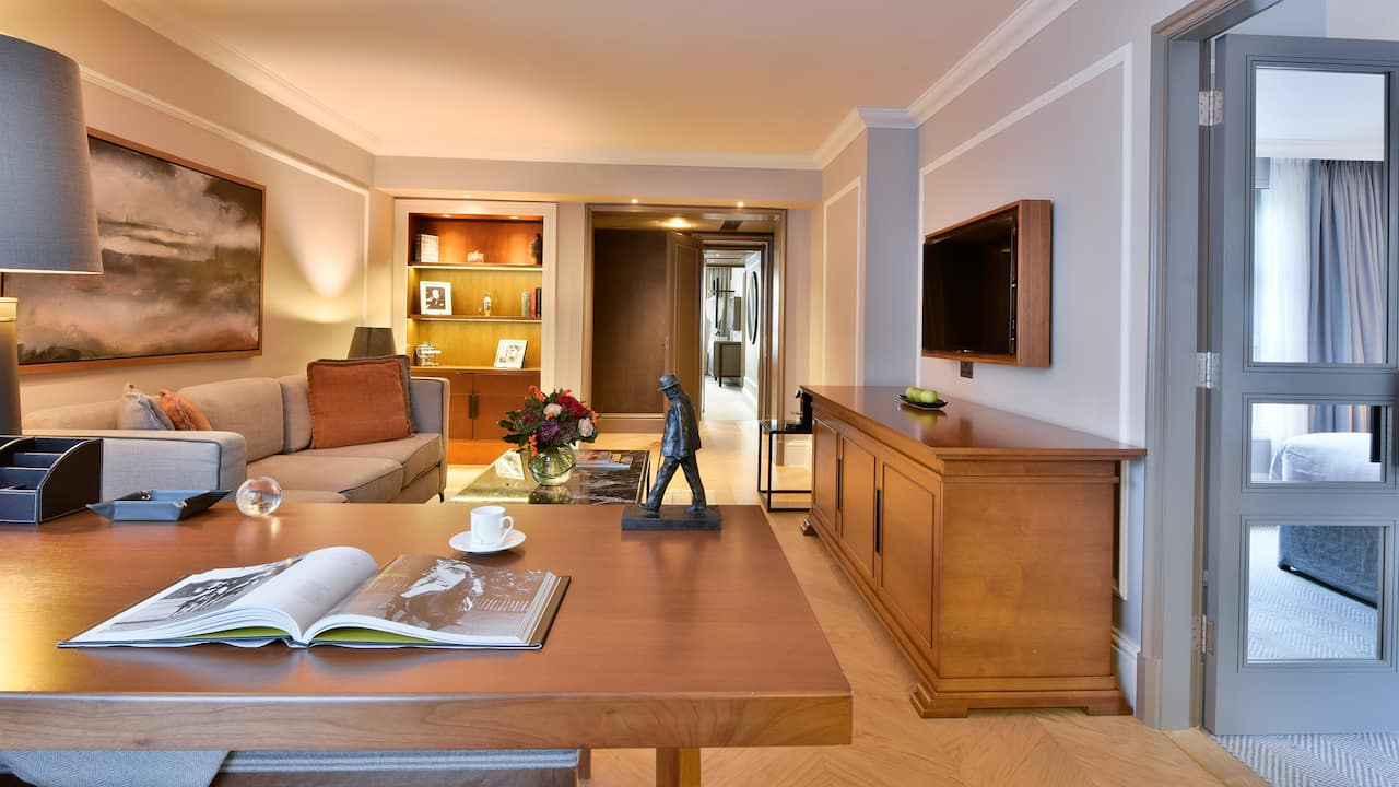 5-Star Hotel Marylebone | Hyatt Regency London - The Churchill