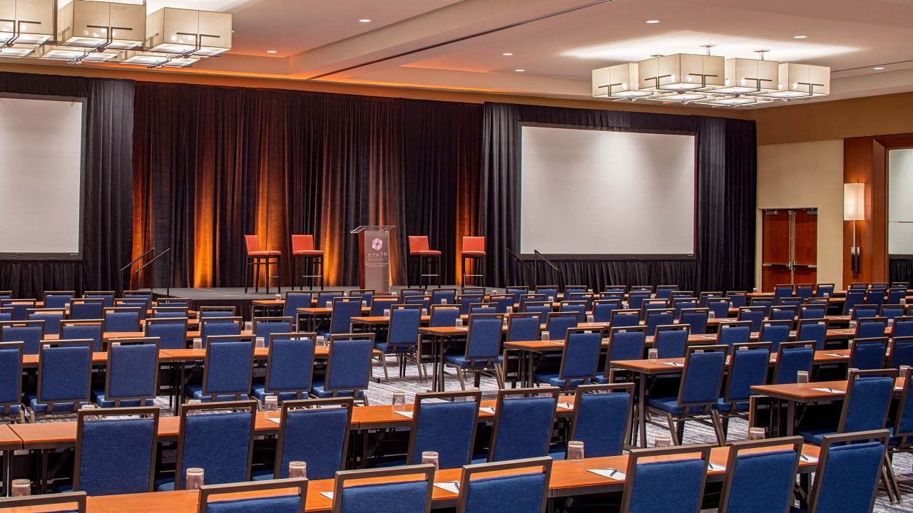 Hyatt Regency Crystal City At Reagan National Airport classroom style meeting