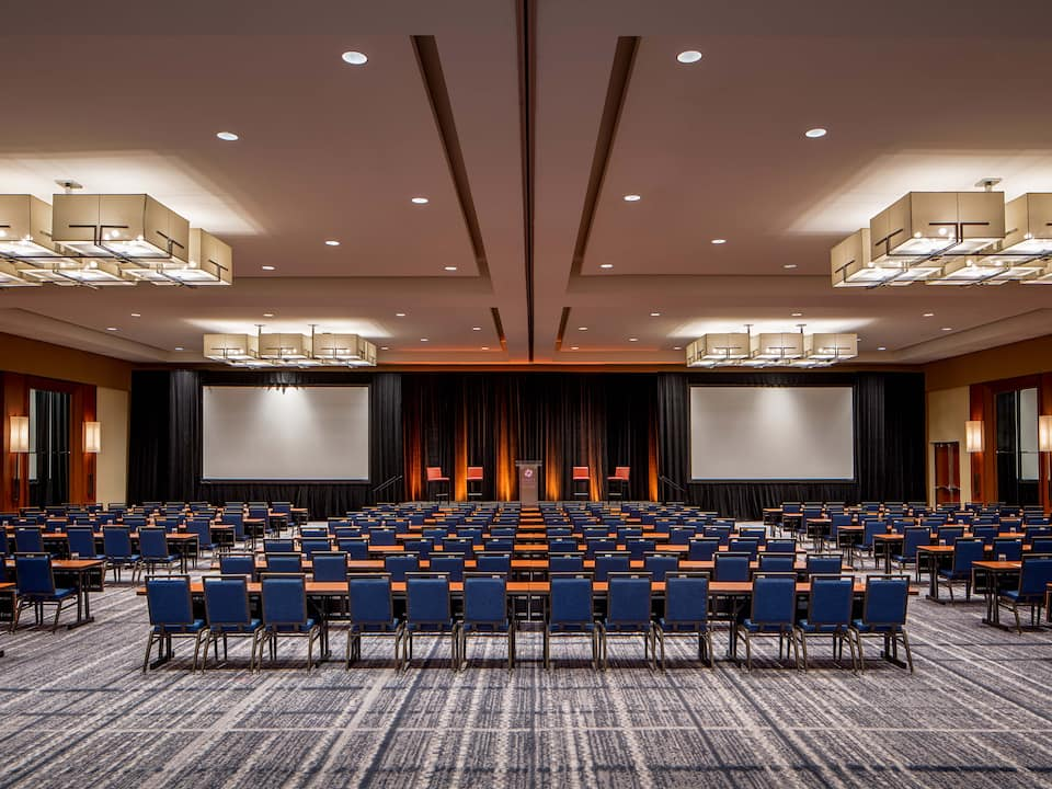Meeting spaces Hyatt Regency Crystal City