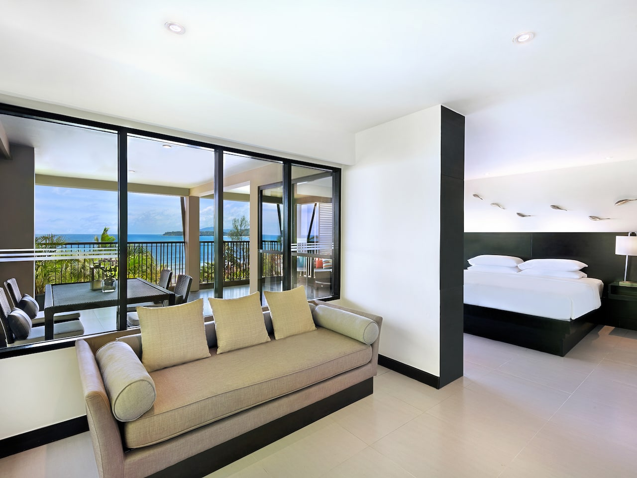 5-star Phuket Hotel in Kamala Beach 2 Bedroom Regency Suite