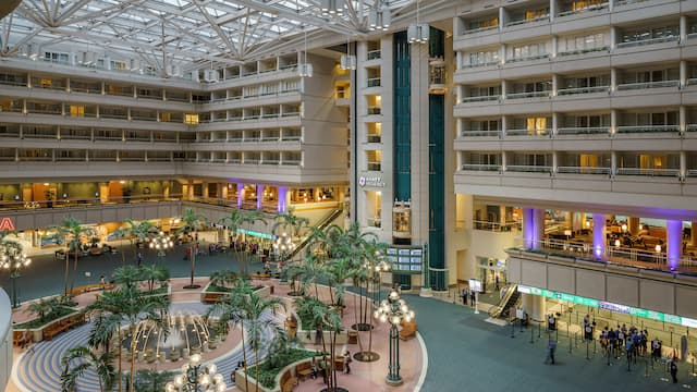 Hyatt Regency Aéroport international d'Orlando