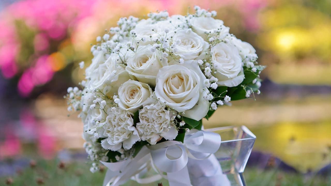 Wedding Bouquet Grand Hyatt Bali