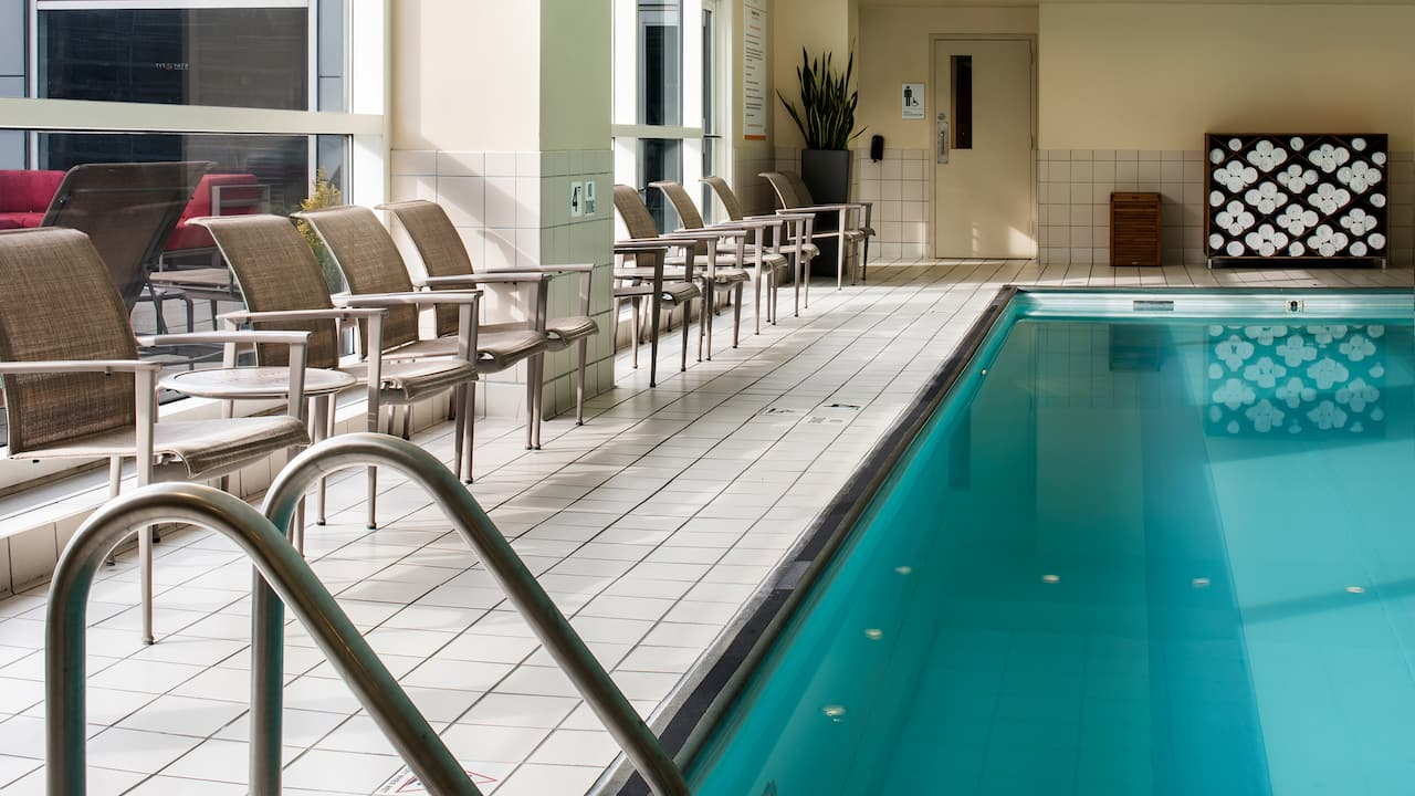 Hyatt Regency McCormick Place Indoor Pool