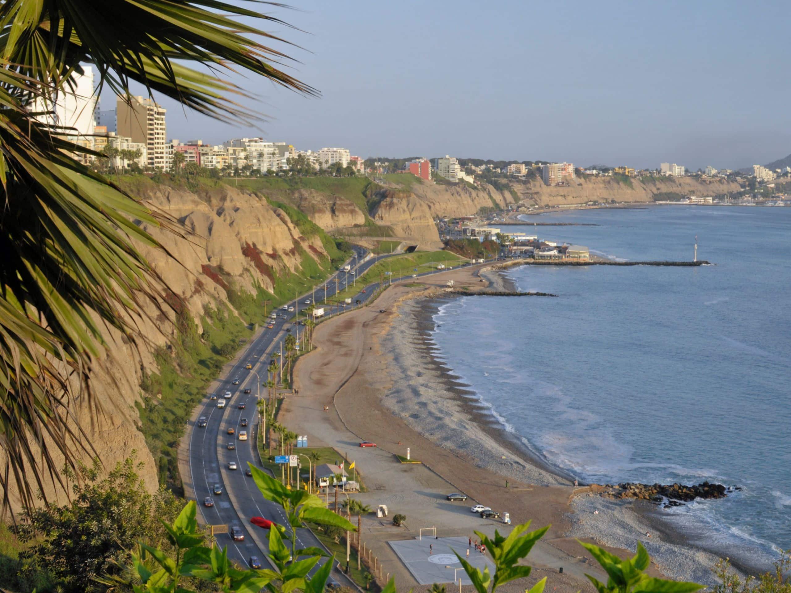 Hotels In Lima Peru Near Bosque El Olivar Hyatt Centric San Isidro