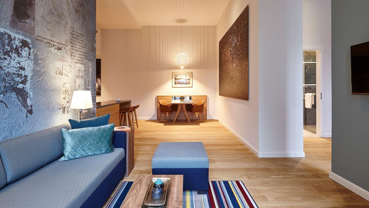 Mini Kühlschrank Düsseldorf : Hotelzimmer und suiten in düsseldorf hyatt house düsseldorf