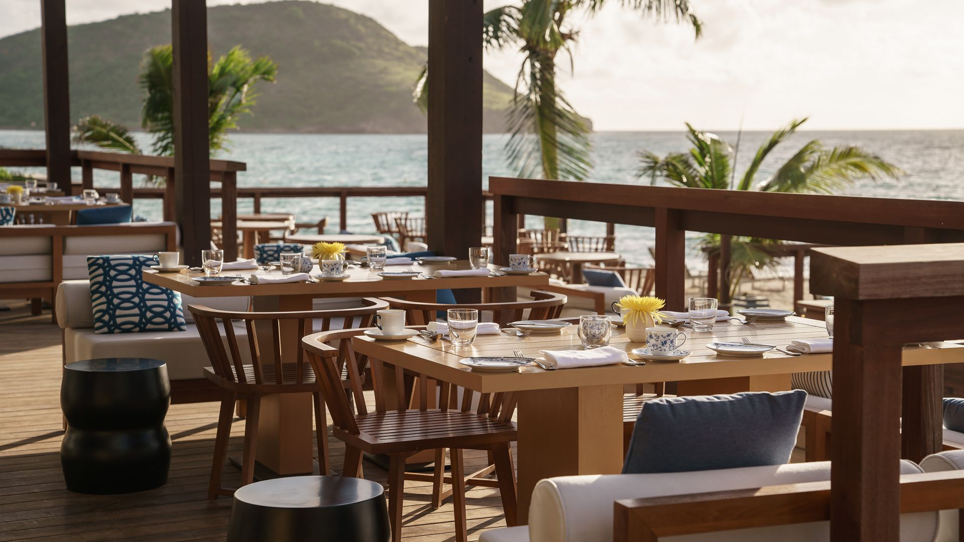 Park Hyatt St. Kitts Resort Restaurants