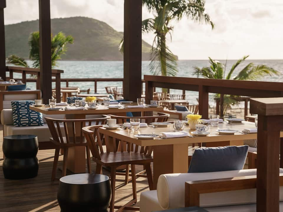 Park Hyatt St. Kitts Christophe Harbour The Great House