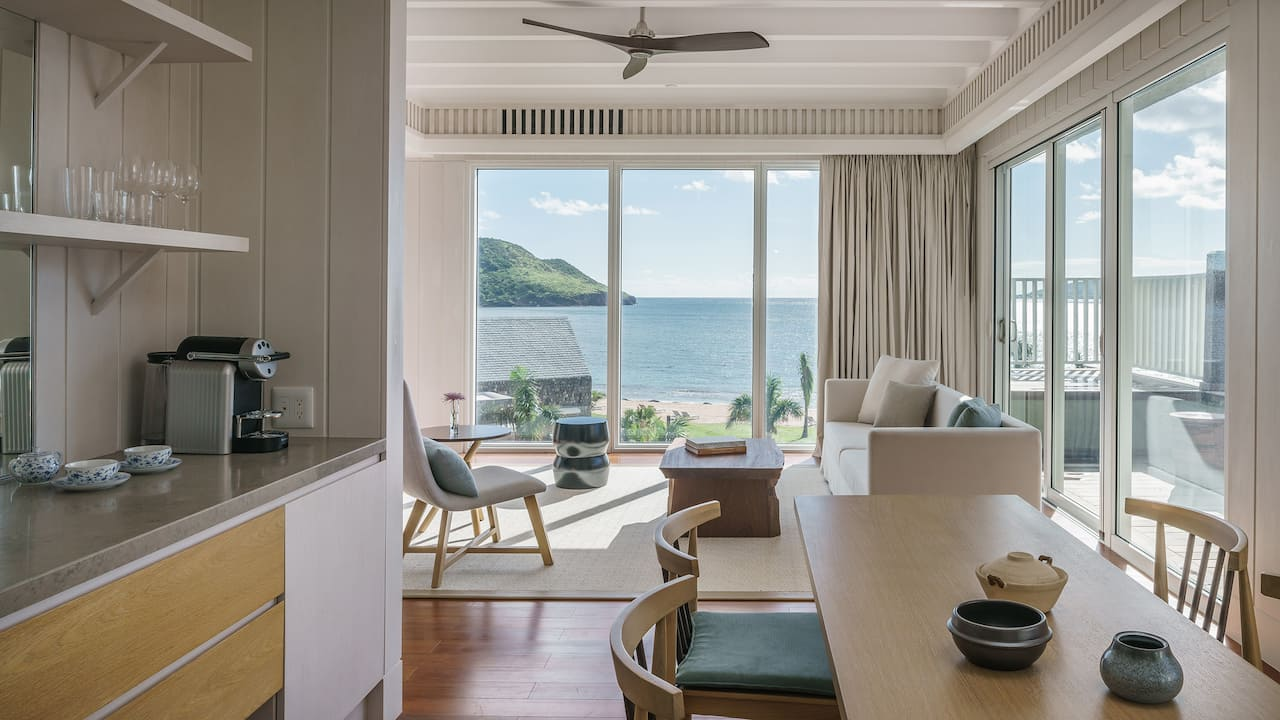Park Hyatt St. Kitts Park Executive Suite
