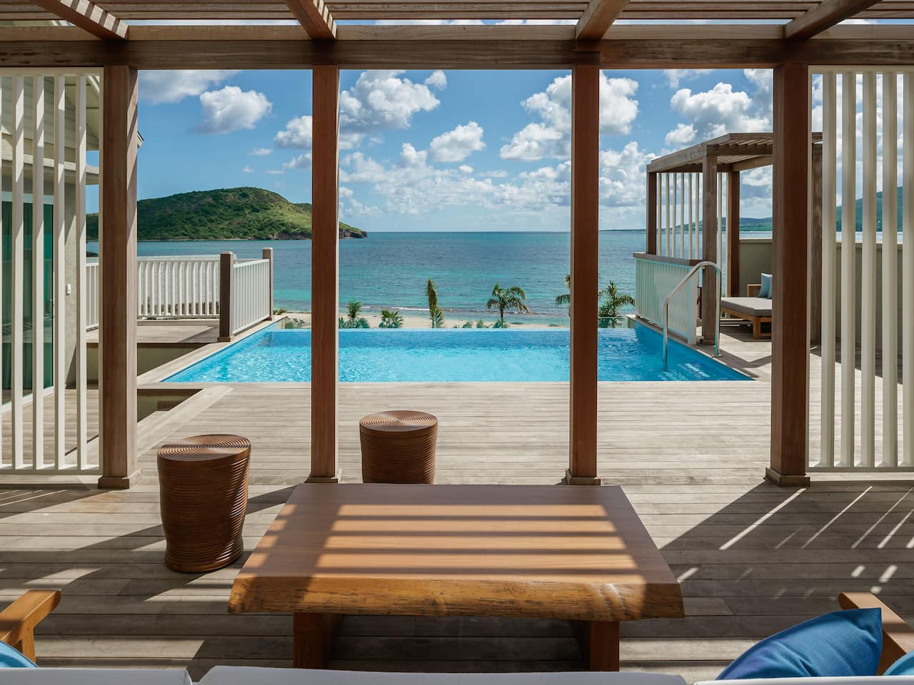 Park Hyatt St. Kitts Christophe Harbour Executive Suite Pool