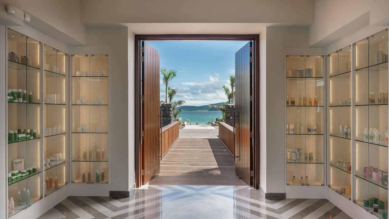 Park Hyatt St. Kitts Christophe Harbou Miraval Life in Balance Spa