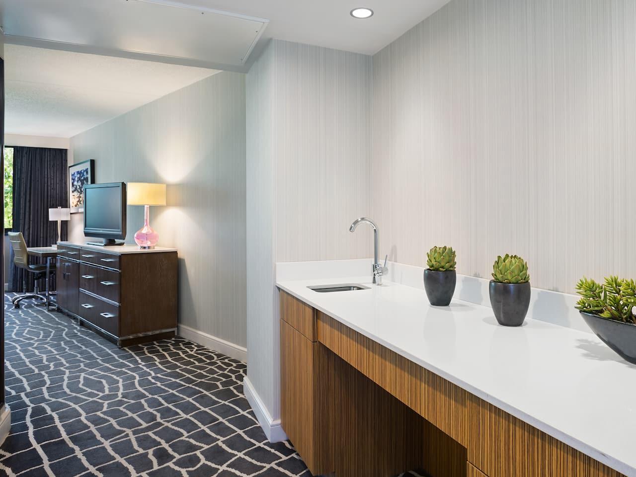 Hyatt Regency Room Hallway Image