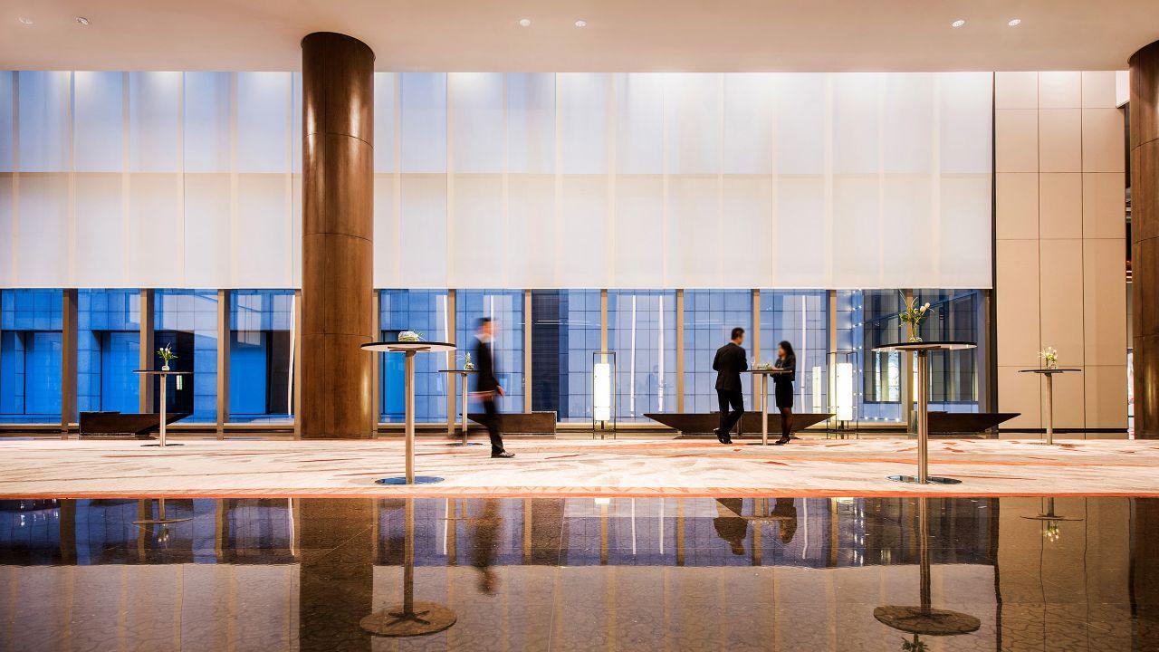The Ballroom Foyer Entrance