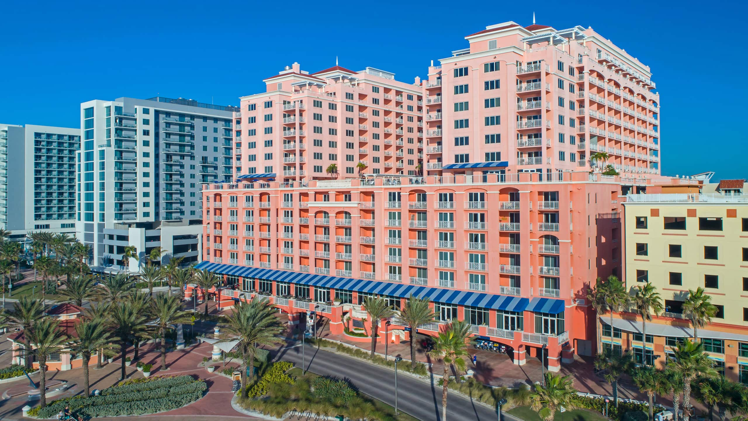 Clearwater Beach Seafood Restaurants  Hyatt Regency