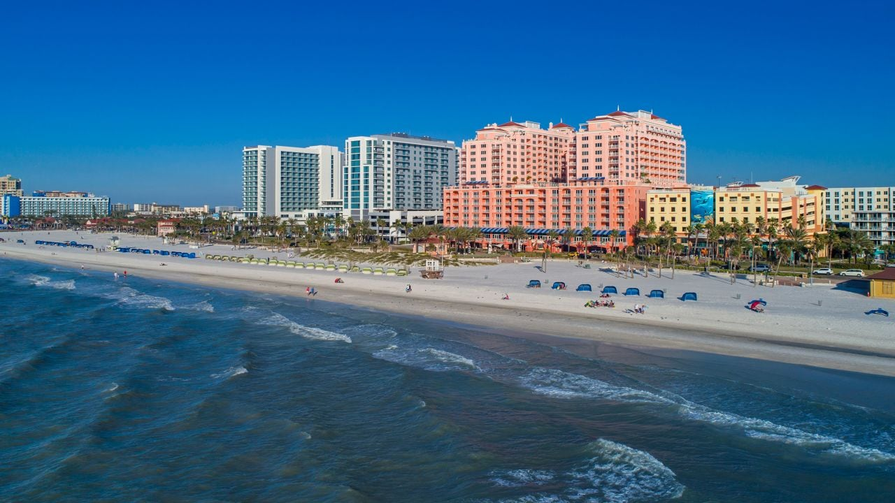 Hyatt Regency Clearwater Beach Resort