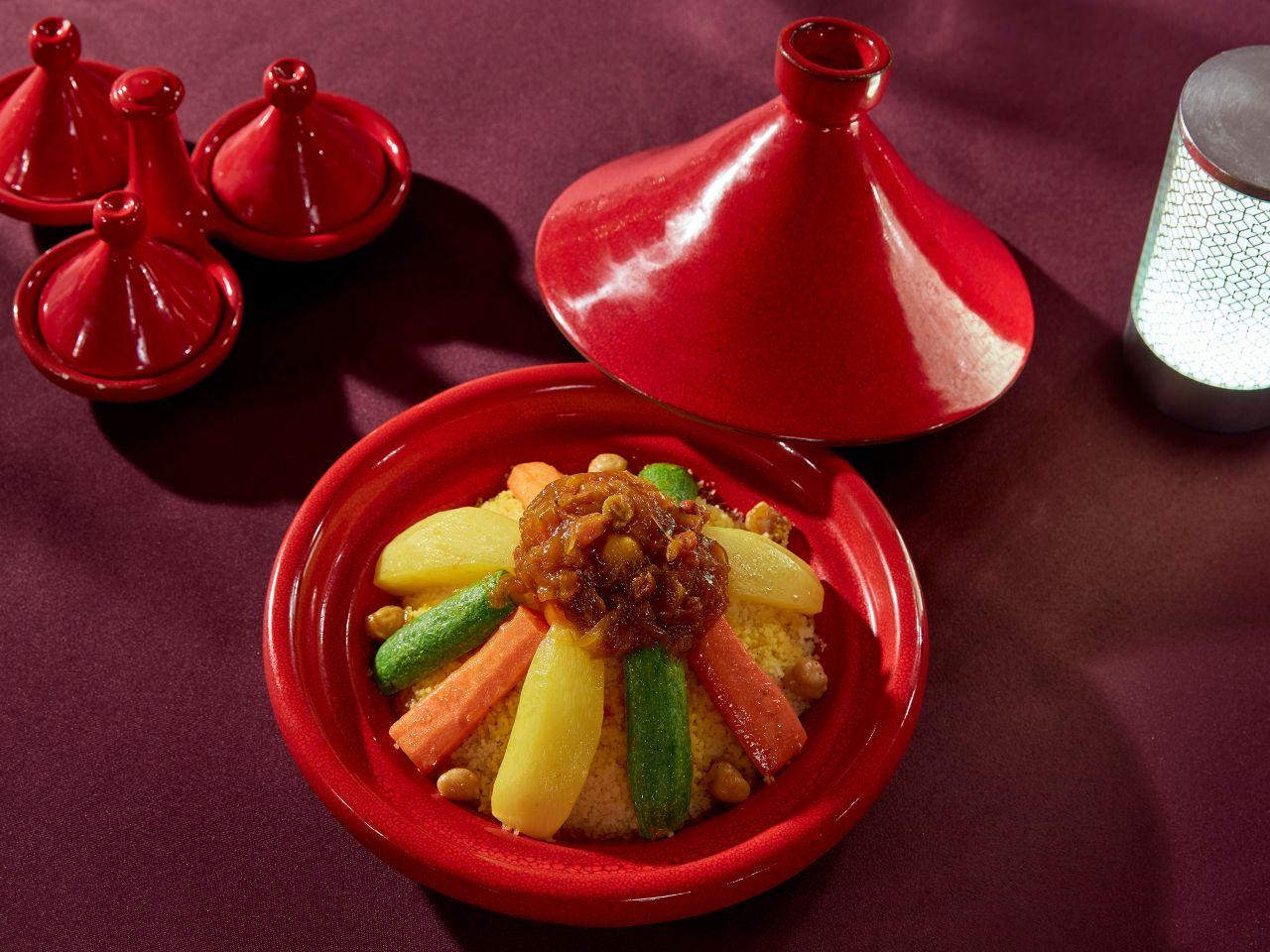 Moroccan Restaurant Dar Beida