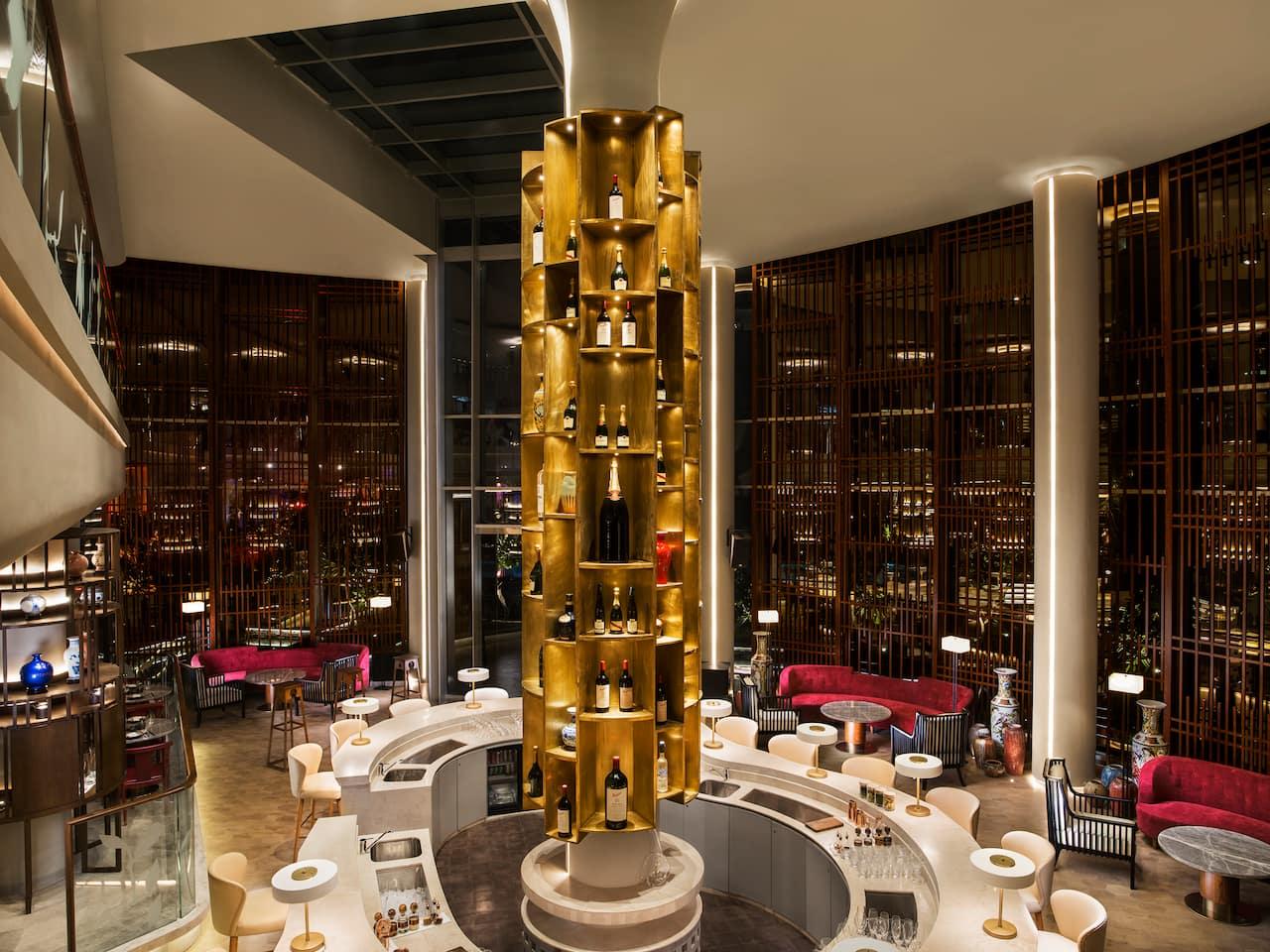 The Hong Kong Club - Top Cantonese Restaurant in Delhi