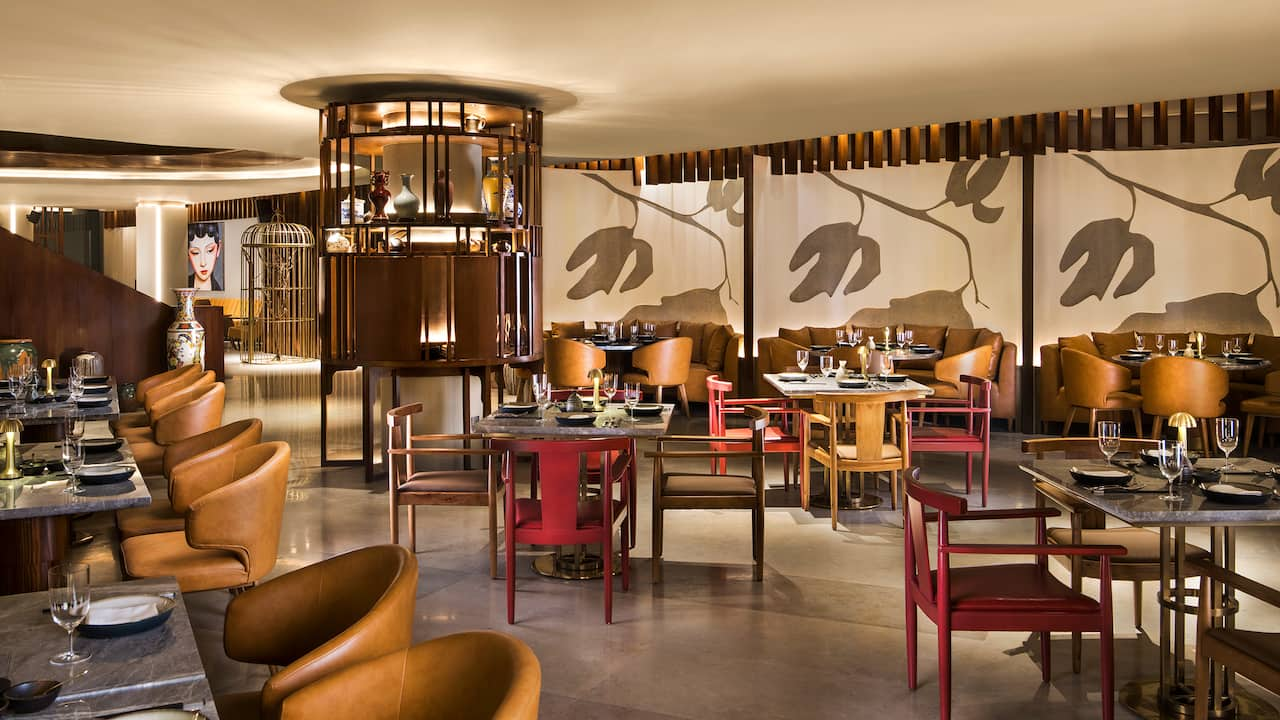 Andaz Delhi Dining - The Hong Kong Club, Aerocity
