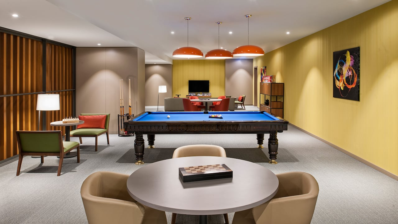 hyatt house Gebze game room