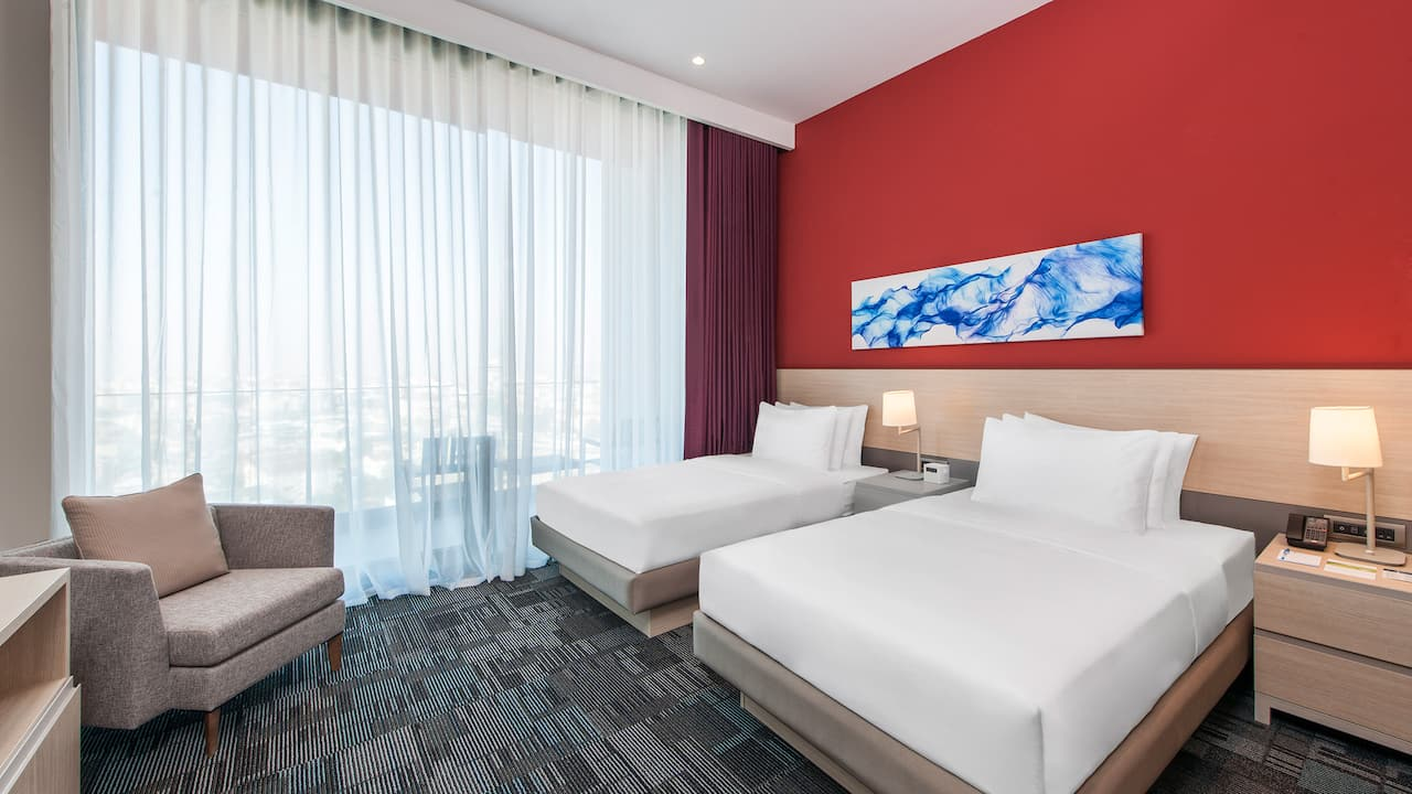 hyatt house gebze twin suite
