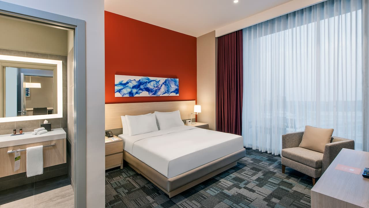 hyatt house gebze standard room