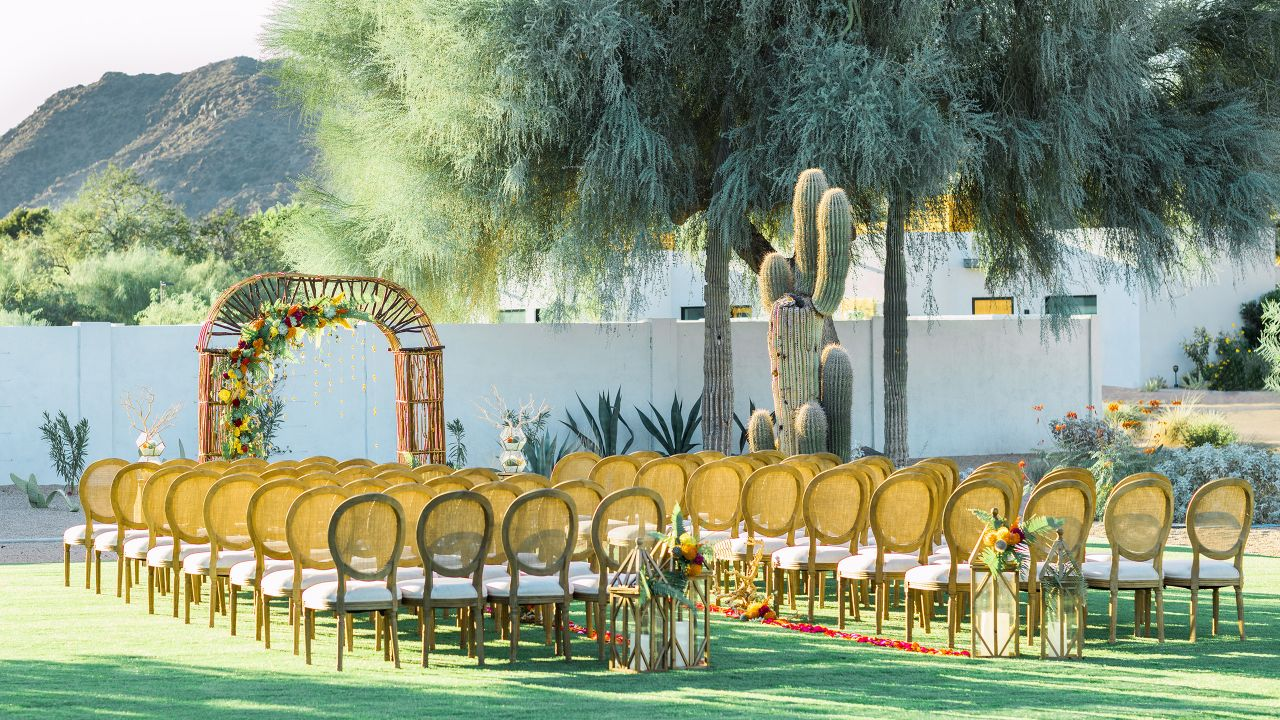Andaz Scottsdale Wedding
