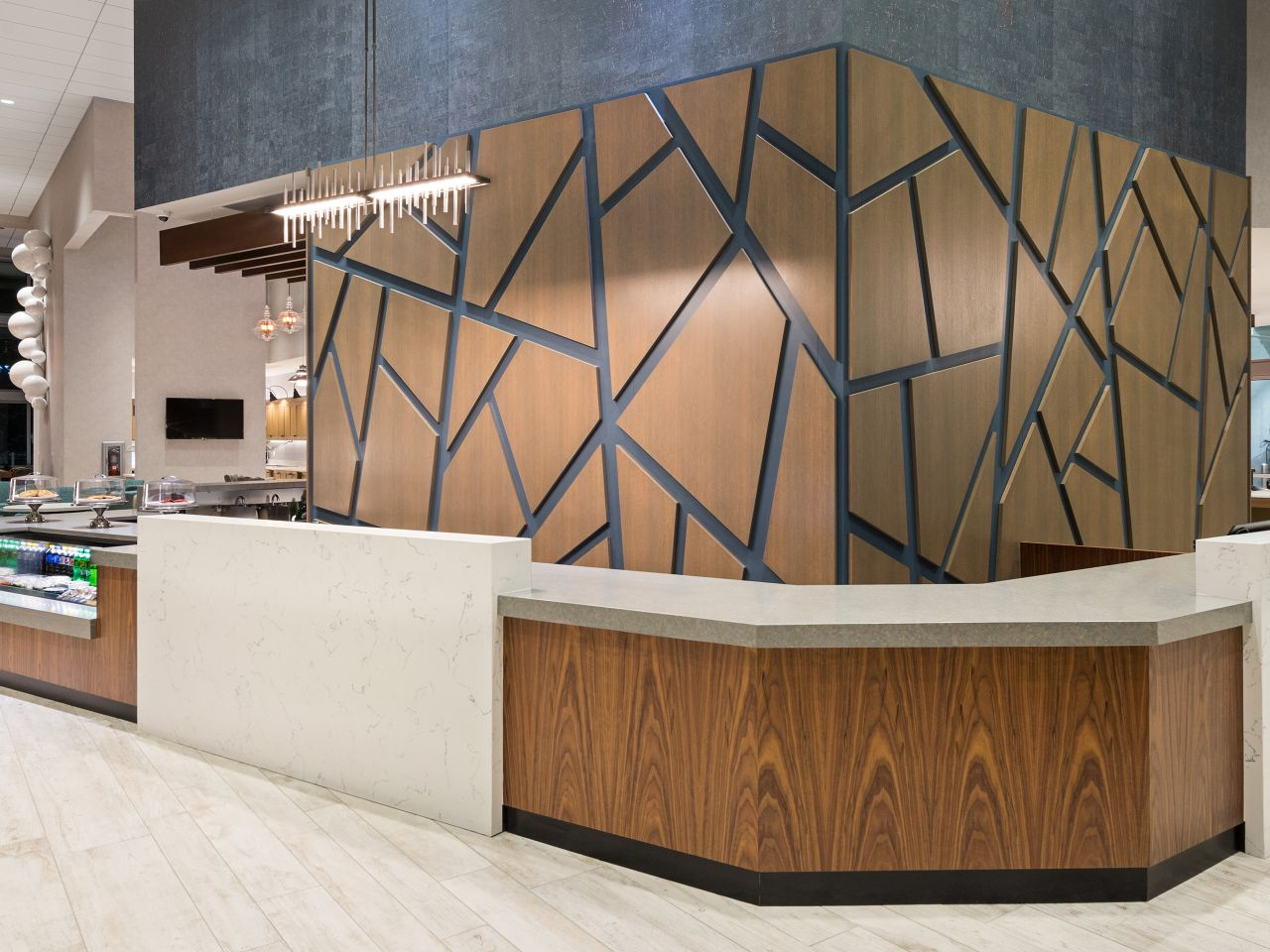 Hyatt Place St. Petersburg/Downtown Front Desk
