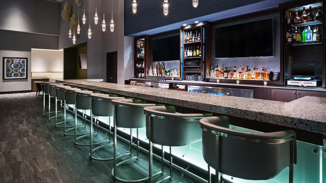 Bar Evening