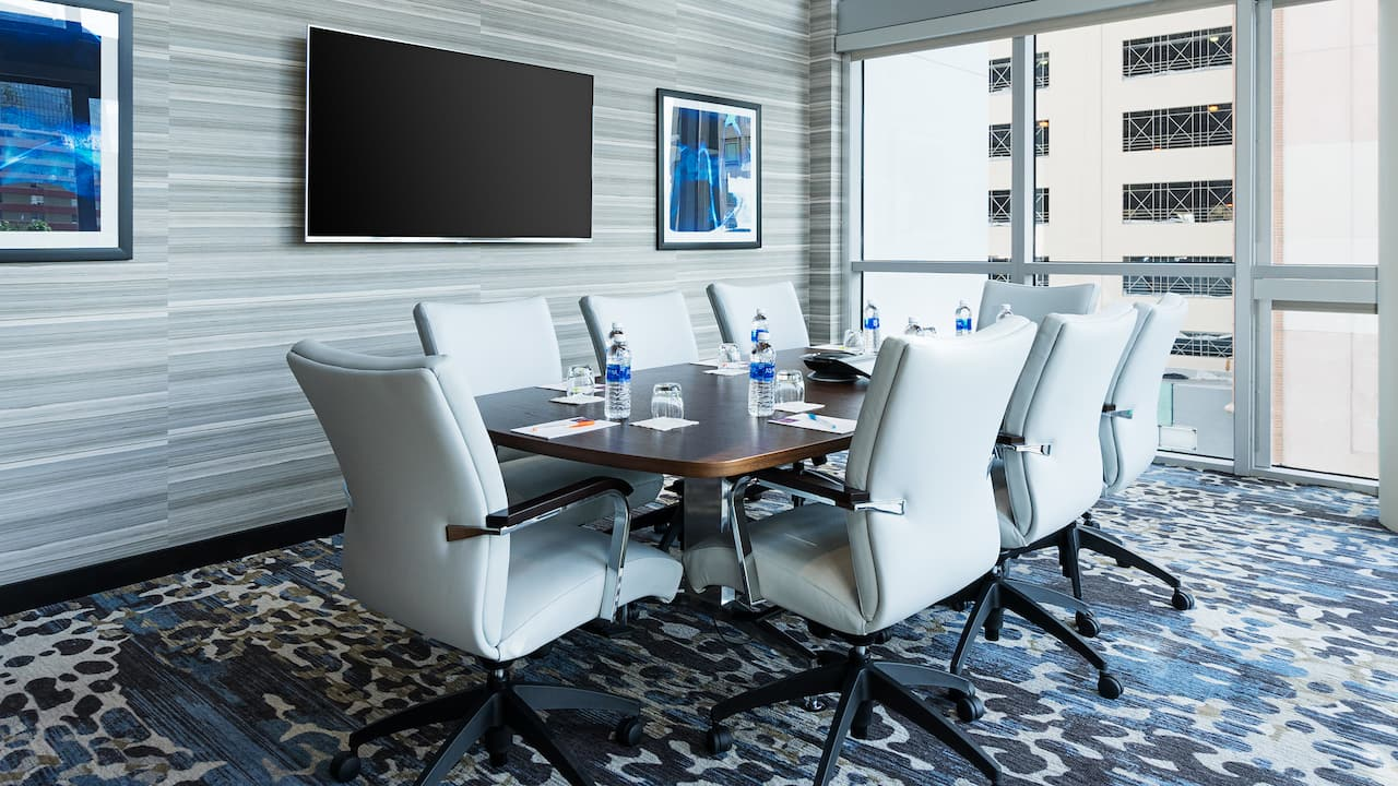 Hyatt Place St Petersburg Downtown Boardroom