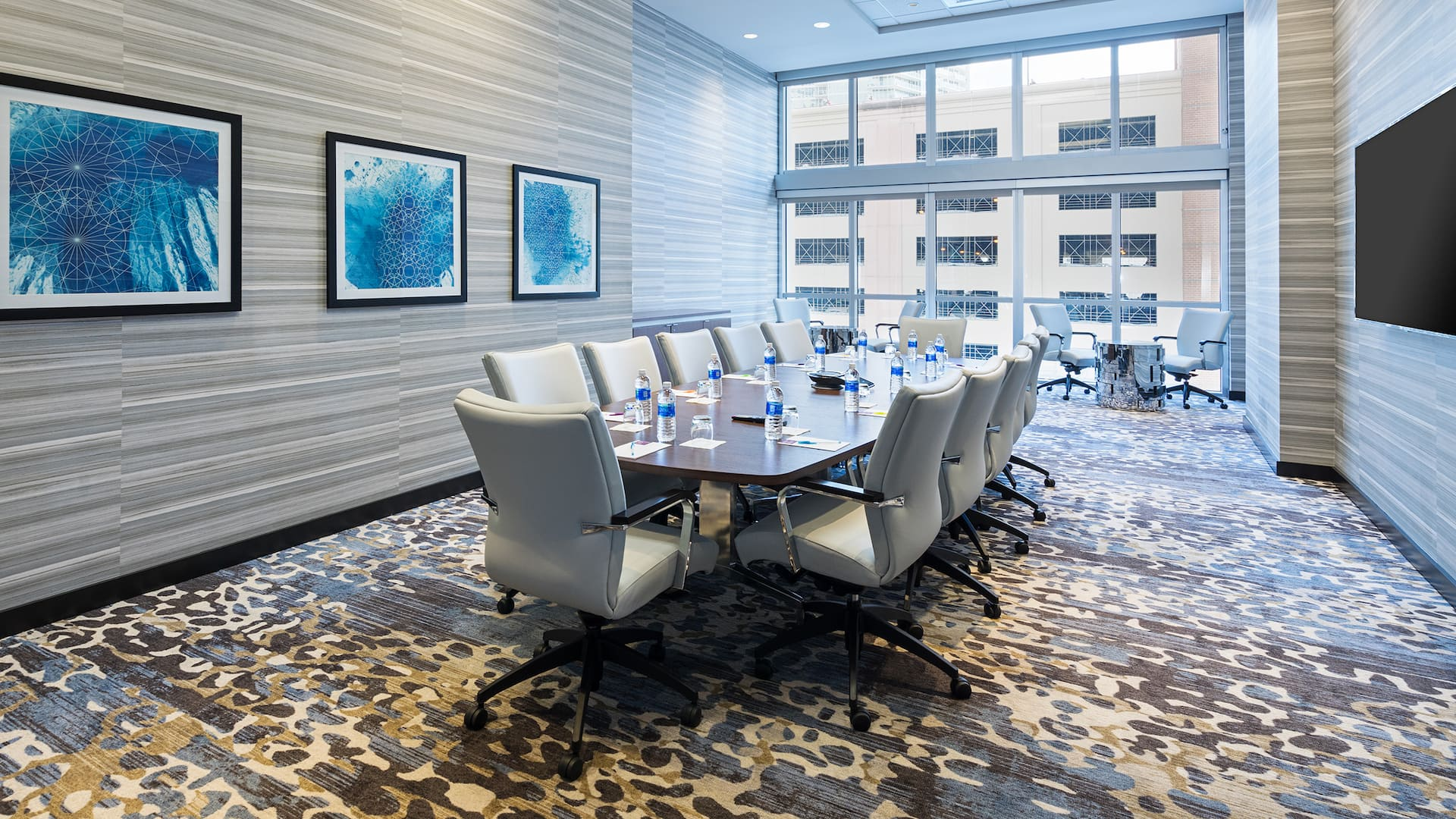 Hyatt Place St. Petersburg/Downtown Boardroom