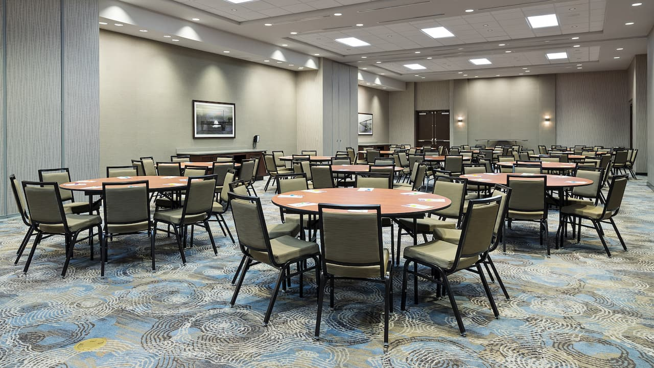 Hyatt Place St Petersburg Downtown Ballroom