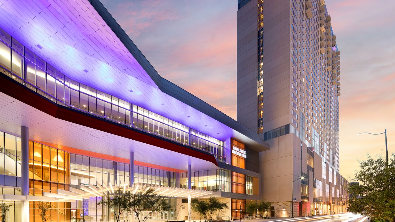 Grand Hyatt exterior view