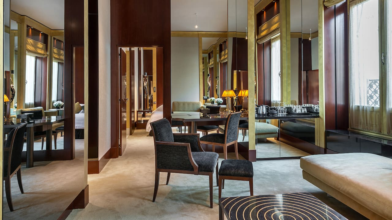 Prestige Suite at Park Hyatt Paris-Vendôme