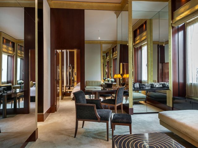 Prestige Suite at Hotel Park Hyatt Paris - Vendôme