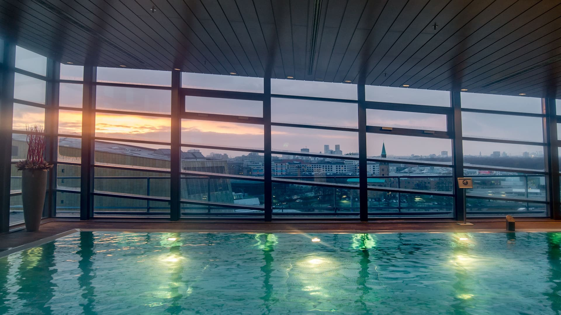 Club Olympus Spa & Fitness in Grand Hyatt Berlin