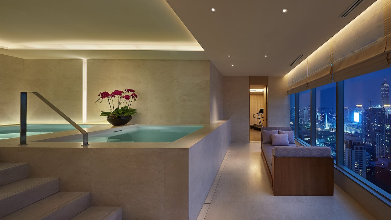 Presidential Suite Spa
