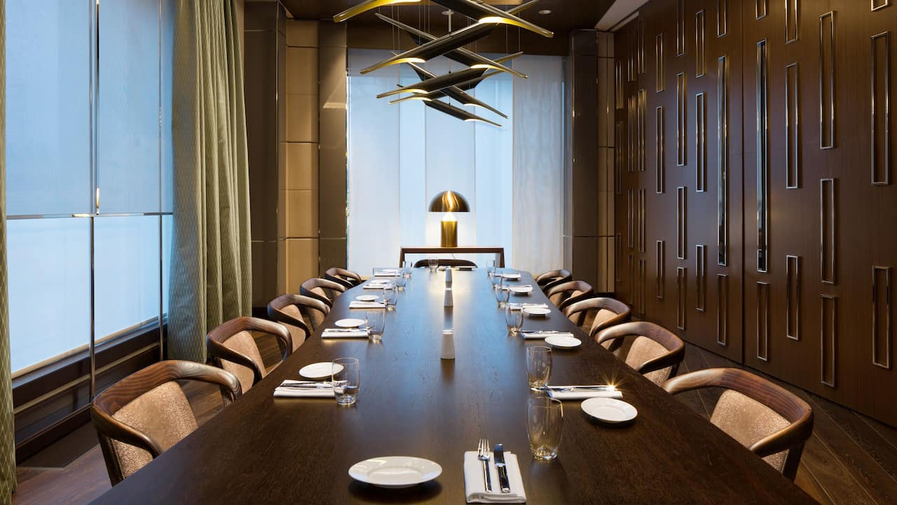 Heritage Private Dining