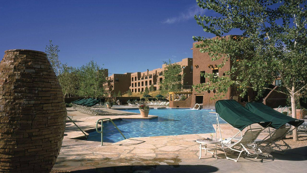 Tamaya Pool